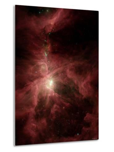 Orion's Inner Beauty-Stocktrek Images-Metal Print