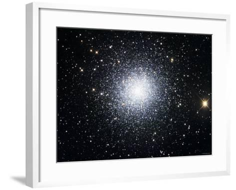 The Great Clobular Cluster in Hercules-Stocktrek Images-Framed Art Print