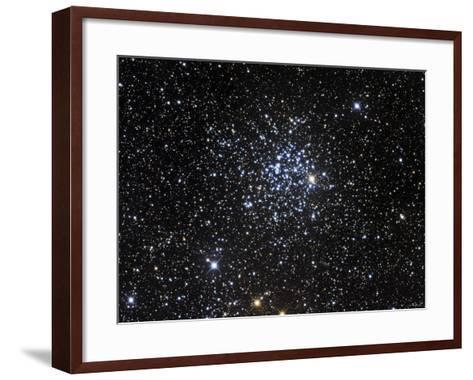 Messier 52, Also Known as NGC 7654, is an Open Cluster in the Cassiopeia Constellation-Stocktrek Images-Framed Art Print