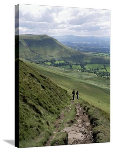 Brecon Beacons, Wales, United Kingdom-Richard Ashworth-Stretched Canvas Print