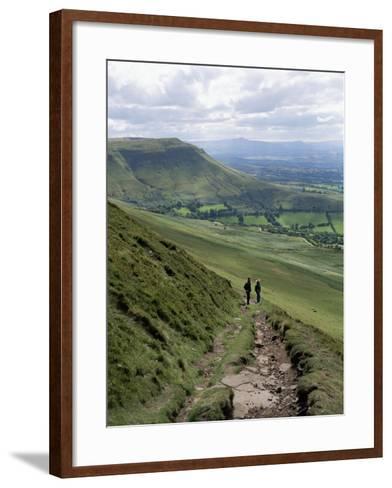Brecon Beacons, Wales, United Kingdom-Richard Ashworth-Framed Art Print