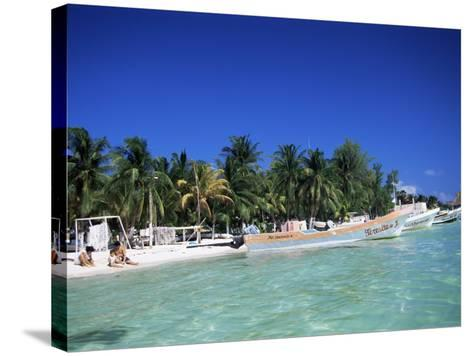 Isla Mujeres, Yucatan, Mexico, North America-Nelly Boyd-Stretched Canvas Print