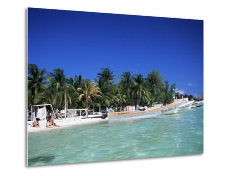 Isla Mujeres, Yucatan, Mexico, North America-Nelly Boyd-Metal Print