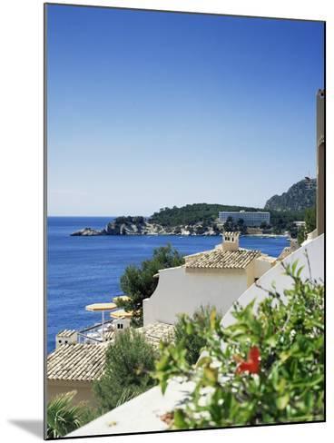 Cala Fornella, Majorca, Balearic Islands, Spain, Mediterranean-L Bond-Mounted Photographic Print