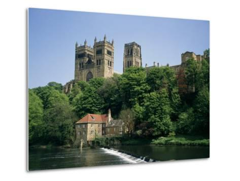 Durham Cathedral, Unesco World Heritage Site, Durham, County Durham, England, United Kingdom-Charles Bowman-Metal Print