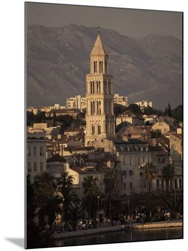 Split, Croatia-Charles Bowman-Mounted Photographic Print