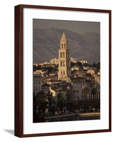 Split, Croatia-Charles Bowman-Framed Art Print