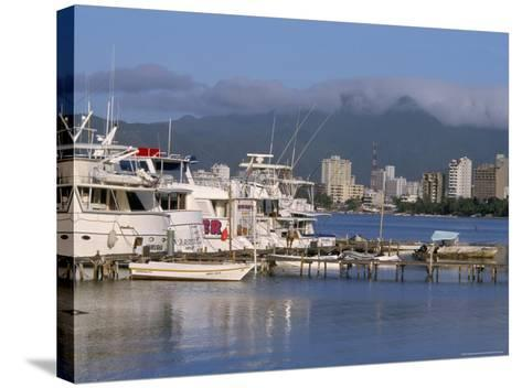 Porlamar, Isla De Margarita, Venezuela, South America-Charles Bowman-Stretched Canvas Print