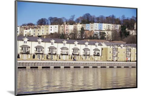 Floating Harbour, Bristol, England, United Kingdom-Charles Bowman-Mounted Photographic Print