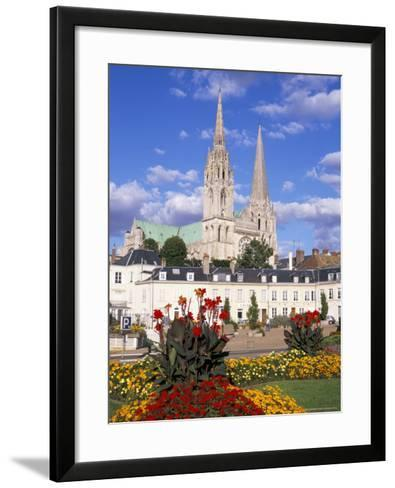 Chartres Cathedral, Unesco World Heritage Site, Chartres, Eure-Et ...