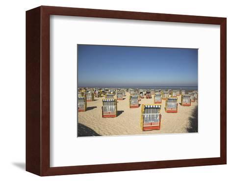 Cuxhaven, Lower Saxony, Germany-Charles Bowman-Framed Art Print