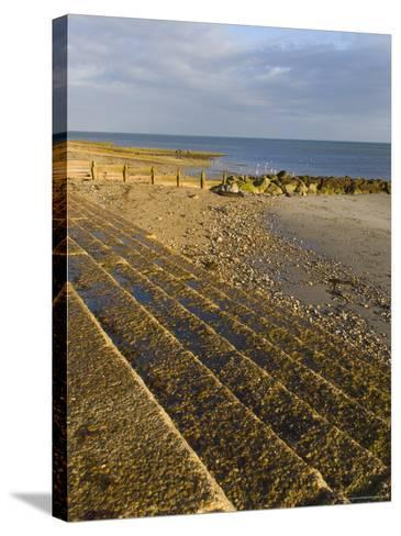 Selsey, Hampshire, England, United Kingdom-Charles Bowman-Stretched Canvas Print