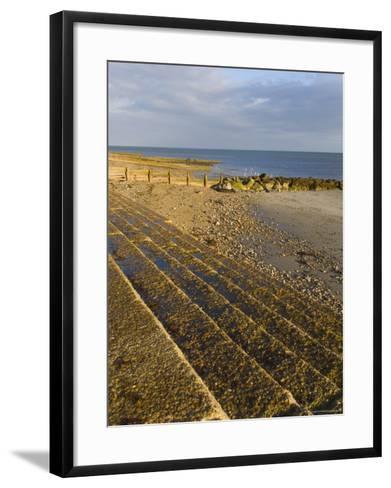 Selsey, Hampshire, England, United Kingdom-Charles Bowman-Framed Art Print