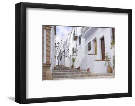 Frigiliana, Andalucia, Spain-Charles Bowman-Framed Art Print