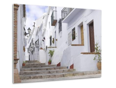 Frigiliana, Andalucia, Spain-Charles Bowman-Metal Print