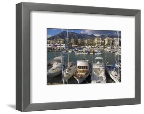 Marbella, Costa Del Sol, Andalucia, Spain-Charles Bowman-Framed Art Print