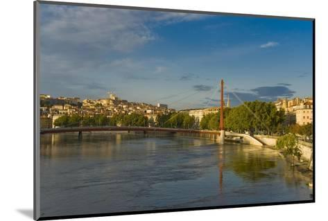 Lyons, Rhone, France-Charles Bowman-Mounted Photographic Print