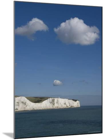 White Cliffs of Dover, Dover, Kent, England, United Kingdom-Charles Bowman-Mounted Photographic Print
