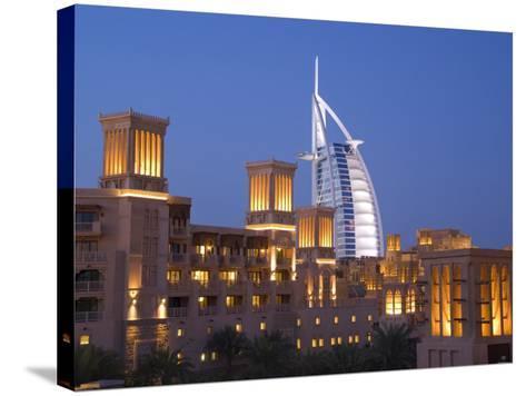 Dubai, United Arab Emirates, Middle East-Charles Bowman-Stretched Canvas Print