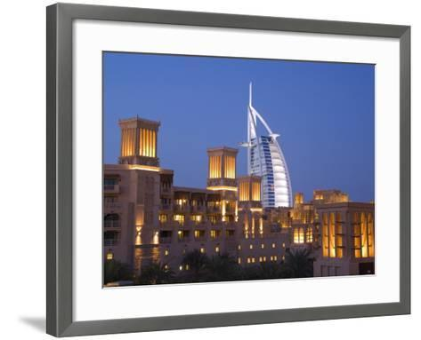 Dubai, United Arab Emirates, Middle East-Charles Bowman-Framed Art Print