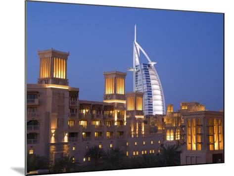 Dubai, United Arab Emirates, Middle East-Charles Bowman-Mounted Photographic Print
