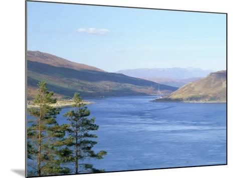 Kyle Rhea and Glenelg Bay, Glenelg, Scotland-Pearl Bucknall-Mounted Photographic Print