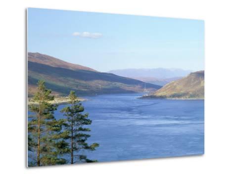 Kyle Rhea and Glenelg Bay, Glenelg, Scotland-Pearl Bucknall-Metal Print