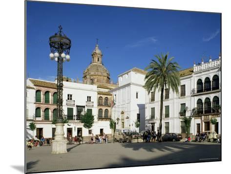 Main Square, Carmona, Seville Area, Andalucia, Spain-Michael Busselle-Mounted Photographic Print