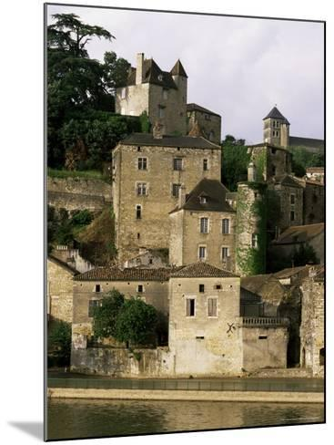 Village of Puy Leveque, Near Cahors, Lot, Midi-Pyrenees, France-Michael Busselle-Mounted Photographic Print