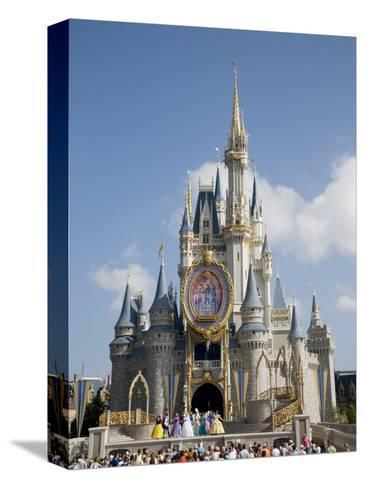 Disney World, Orlando, Florida, USA-Angelo Cavalli-Stretched Canvas Print