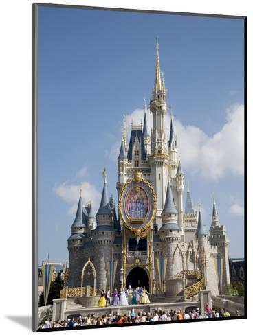 Disney World, Orlando, Florida, USA-Angelo Cavalli-Mounted Photographic Print