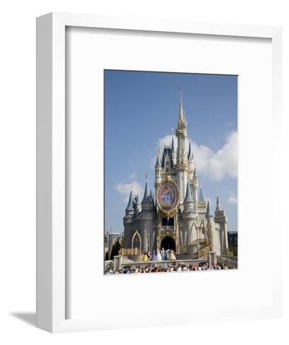Disney World, Orlando, Florida, USA-Angelo Cavalli-Framed Art Print