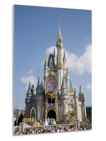 Disney World, Orlando, Florida, USA-Angelo Cavalli-Metal Print