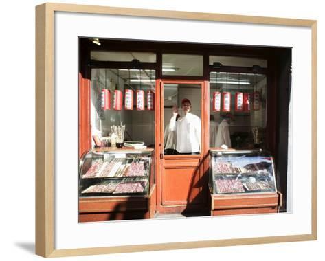 Beijing, China-Angelo Cavalli-Framed Art Print
