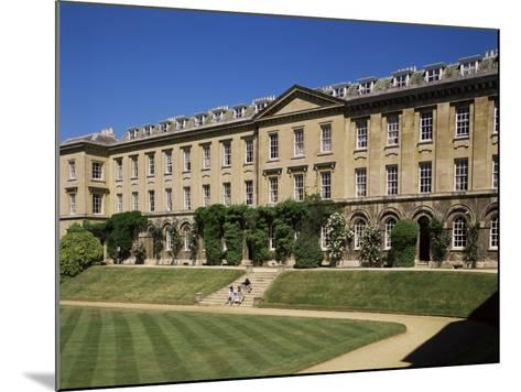 Worcester College, Oxford, Oxfordshire, England, United Kingdom-Philip Craven-Mounted Photographic Print