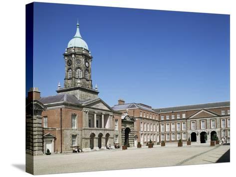 Dublin Castle, Dublin, Eire (Republic of Ireland)-Philip Craven-Stretched Canvas Print