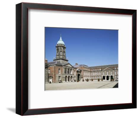 Dublin Castle, Dublin, Eire (Republic of Ireland)-Philip Craven-Framed Art Print
