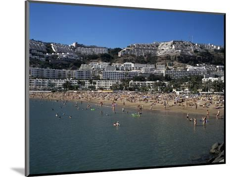 Puerto Rico, Gran Canaria, Canary Islands, Spain, Atlantic-Philip Craven-Mounted Photographic Print