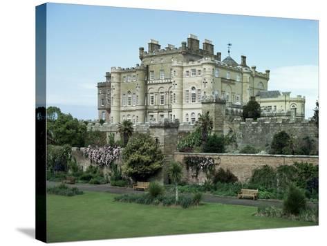 Culzean Castle, Near Ayr, Ayrshire, Scotland, United Kingdom-Rob Cousins-Stretched Canvas Print