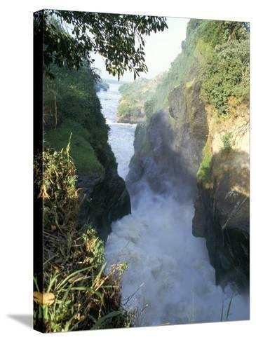 Murchison Falls, Murchison Falls National Park, Uganda, East Africa, Africa-Rob Cousins-Stretched Canvas Print