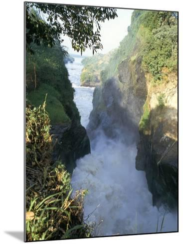 Murchison Falls, Murchison Falls National Park, Uganda, East Africa, Africa-Rob Cousins-Mounted Photographic Print
