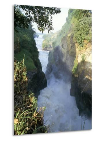 Murchison Falls, Murchison Falls National Park, Uganda, East Africa, Africa-Rob Cousins-Metal Print