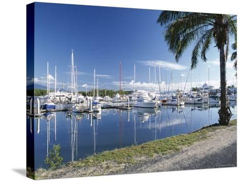 Marina, Port Douglas, Queensland, Australia-Rob Cousins-Stretched Canvas Print