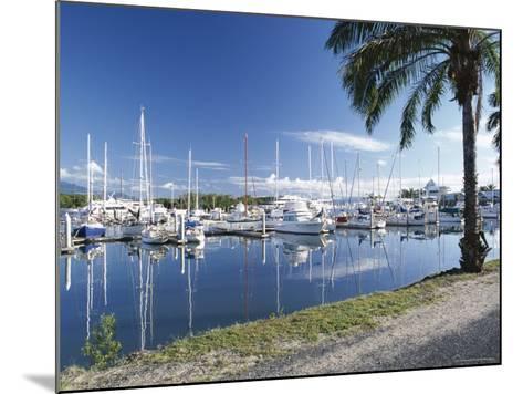 Marina, Port Douglas, Queensland, Australia-Rob Cousins-Mounted Photographic Print