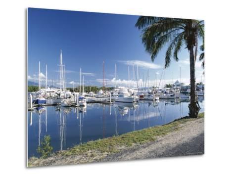 Marina, Port Douglas, Queensland, Australia-Rob Cousins-Metal Print