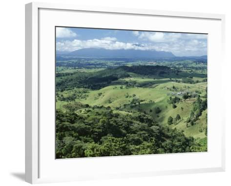 Malanda, Atherton Tableland, Queensland, Australia-Rob Cousins-Framed Art Print