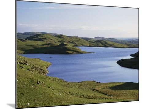 Llyn Teifi, Ceredigion, Mid-Wales, Wales, United Kingdom-Rob Cousins-Mounted Photographic Print