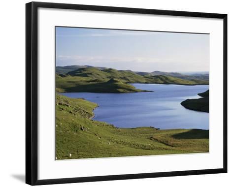 Llyn Teifi, Ceredigion, Mid-Wales, Wales, United Kingdom-Rob Cousins-Framed Art Print