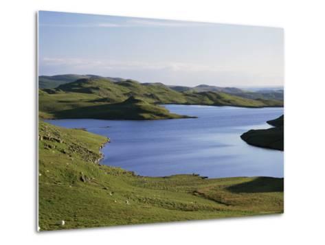 Llyn Teifi, Ceredigion, Mid-Wales, Wales, United Kingdom-Rob Cousins-Metal Print