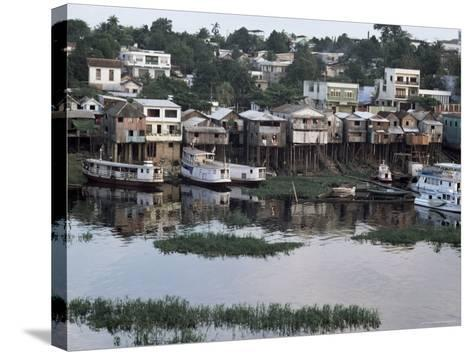Manaus, Amazonas, Brazil, South America-Rob Cousins-Stretched Canvas Print